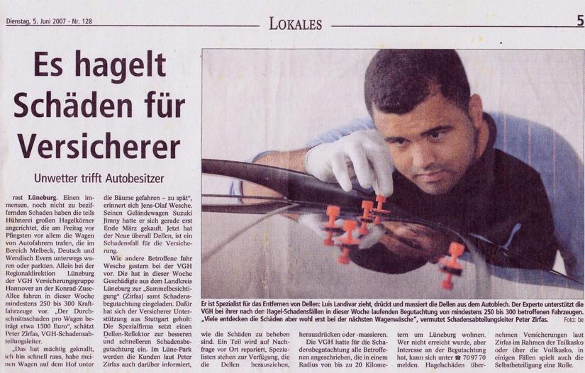 En Alemania utilizan a LANDICARS BALEARS como ejemplo